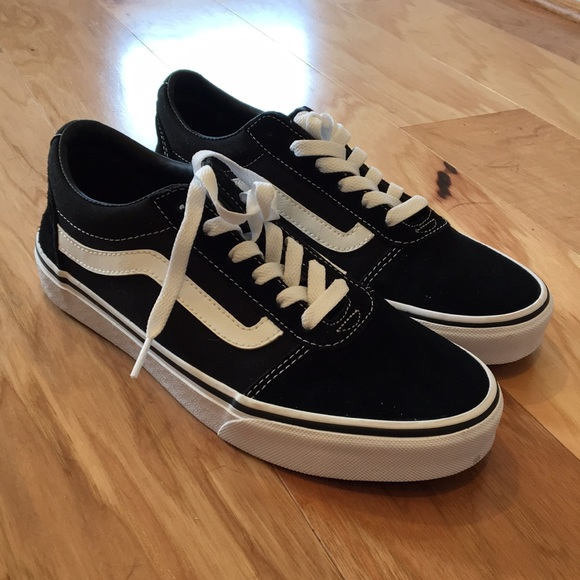 Vans size 8 shoes NEVER WORN! NWT